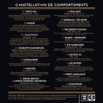 Constellation de Comportements [TWI 1244 / FBN 146]