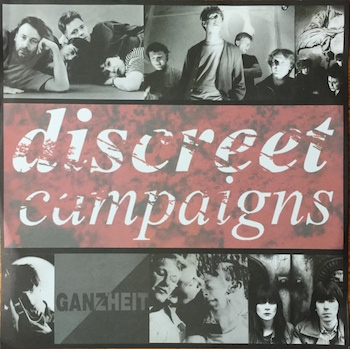 Discreet Campaigns [Rorschach Testing, 1985]