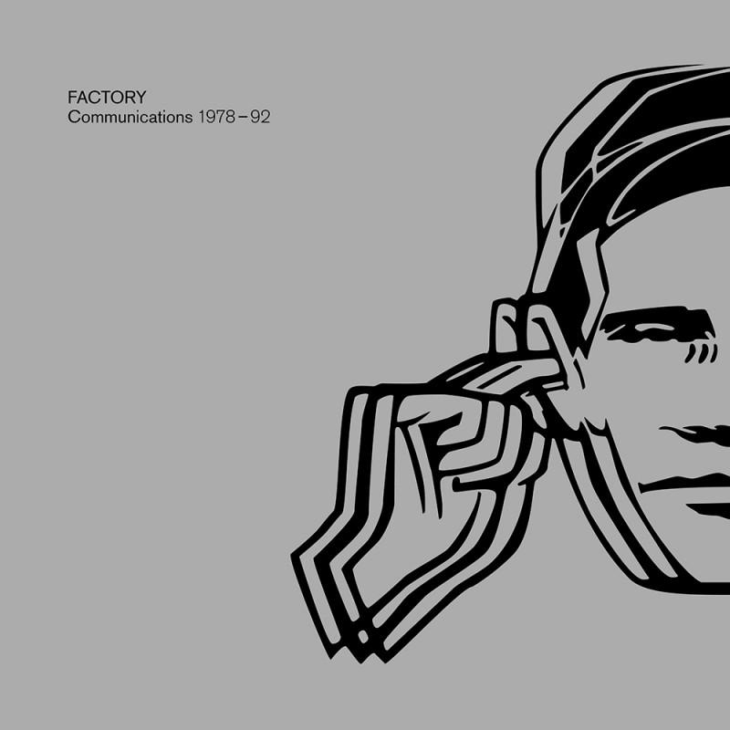 FACTORY: Communications 1978-92 [8LP silver vinyl]