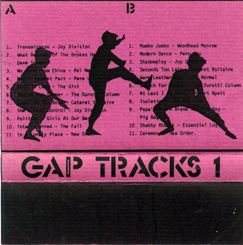 GAP Tracks 1 [GAP Records, 1981]