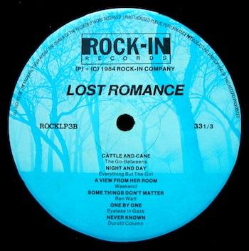 Lost Romance