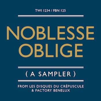 Noblesse Oblige [FBN 125 / TWI 1234]