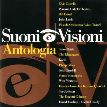 Suoni E Visioni: Antologia; front