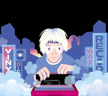 Tim Burgess Presents Vinyl Adventures from Istanbul to San Francisco