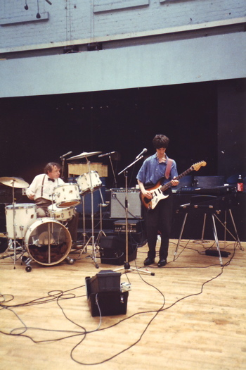 The Durutti Column - FAC 51 The Hacienda rehearsal, 1987