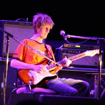 The Durutti Column Presents Chronicle Live at The Bridgewater Hall, Manchester, 30 April 2011 - Vini Reilly