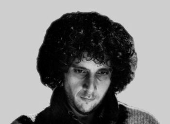 Martin Hannett [detail from cover of 'Who Killed Martin Hannett?]